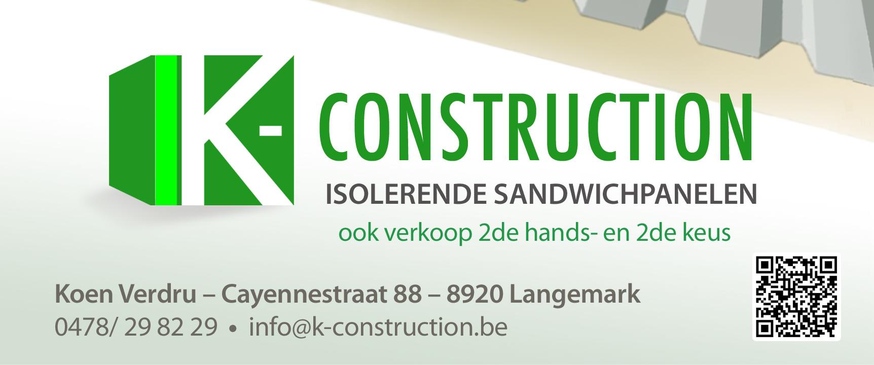 logo met QR K-construction
